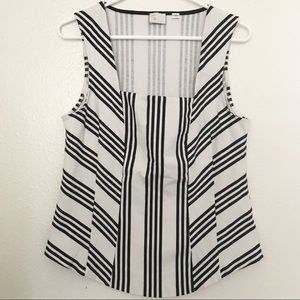 Anthropologie Postmark | Striped Blouse